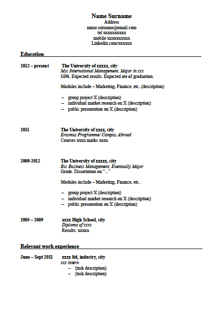 Maurizio_ _how_to_write_a_successful_cv_useful_in_uk_1_pdf Maurizio_  _how_to_write_a_successful_cv_useful_in_uk_2_pdf   How To Make The Perfect  Resume